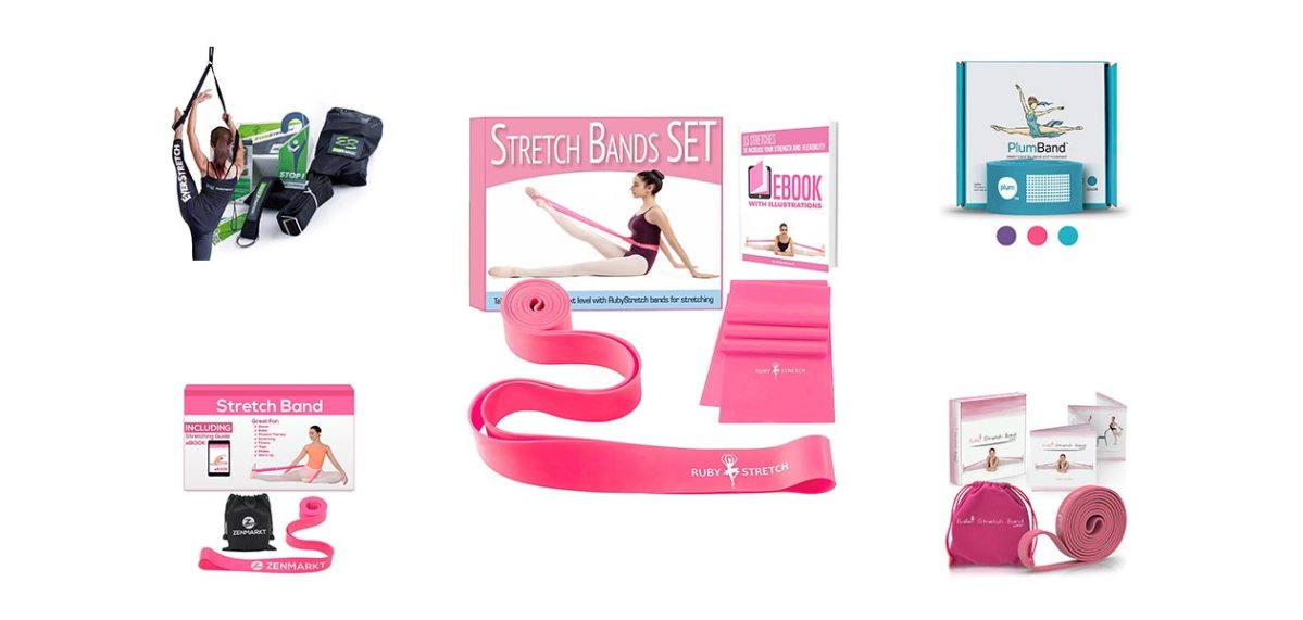 10 Best Ballet Stretch Band Set Reviews in 2019
